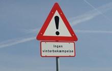 Risiko for glatte veje
