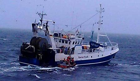 Fiskere smed ulovligt 1.300 ton torsk ud