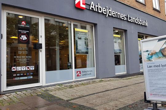 Arbejdernes Landsbank åbner filial i Rønne