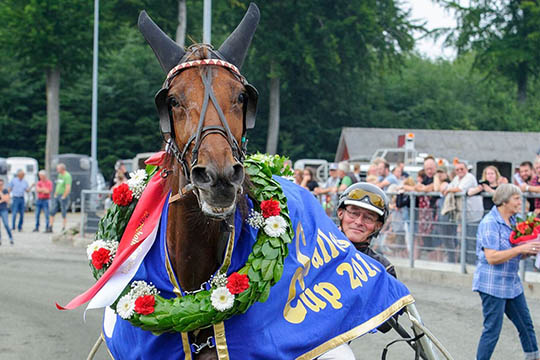 Baltic Baunely vandt Calles Cup