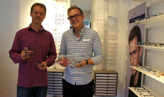 briller med flerstyrkeglas