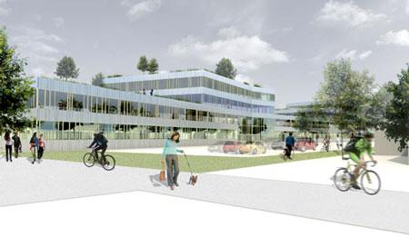 Udvider byggeri af Campus
