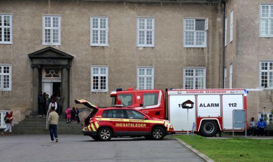 Ny falsk alarm p� asylcenter