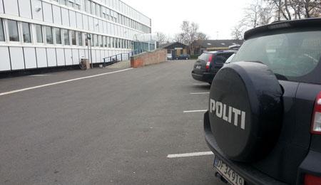 Spritbilists bil beslaglagt