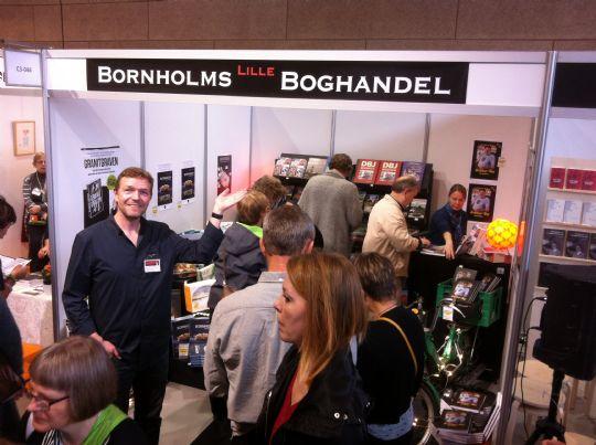 Bornholmske bøger på BogForum 2015