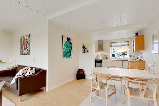 Livsstil » velholdt rækkehus i rønne » bornholm.nu