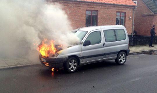 Bilbrand i Aakirkeby
