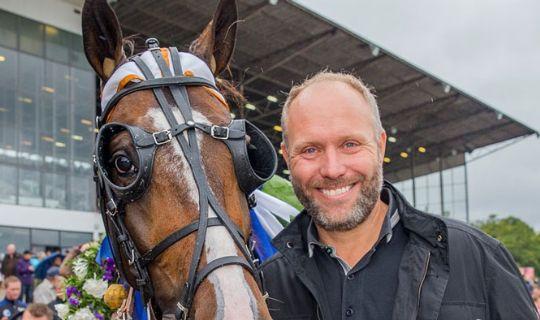 Bornholmer fik over en million for hest p� auktion