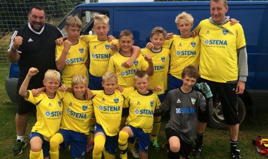 Nex�-drenge vandt Br�ndby Cup