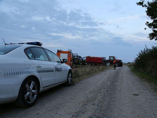24-�rig mand d�d efter h�stulykke ved Olsker