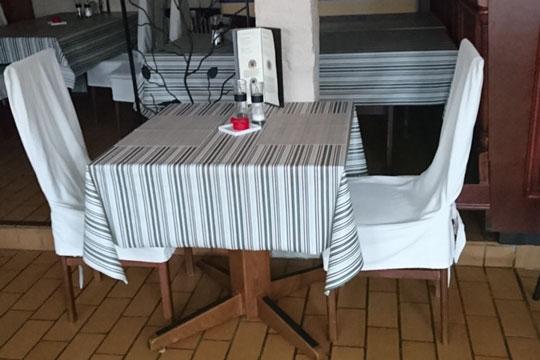 Nyheder » Restaurant sælger møbler for god sag » Bornholm.nu