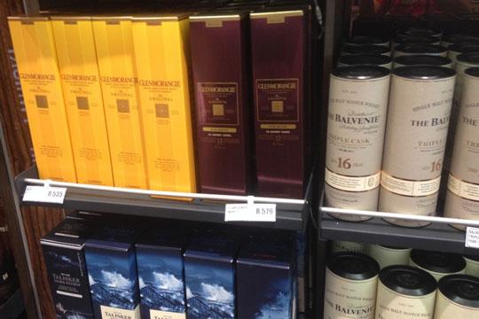 Whisky til 26.000 kr. p� hurtigf�rge