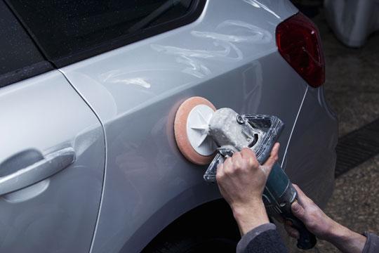 Pas på godt på bilens lak