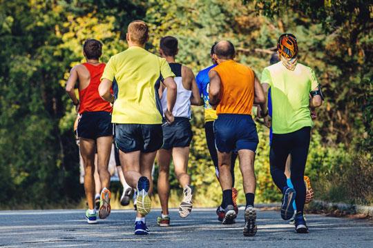 Svært at undgå skader ved motionsløb