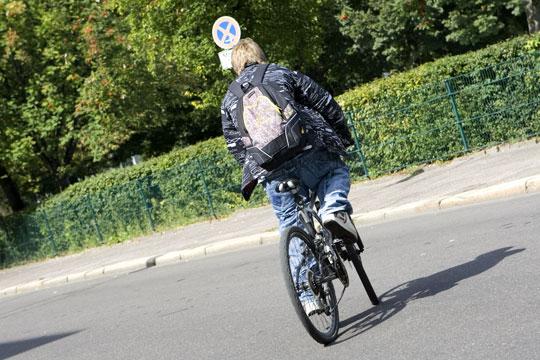 Husk at efterse børnenes cykler