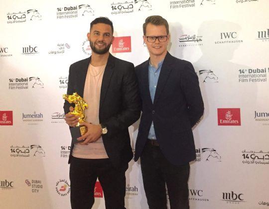 Mühlendorph vandt på international filmfestival