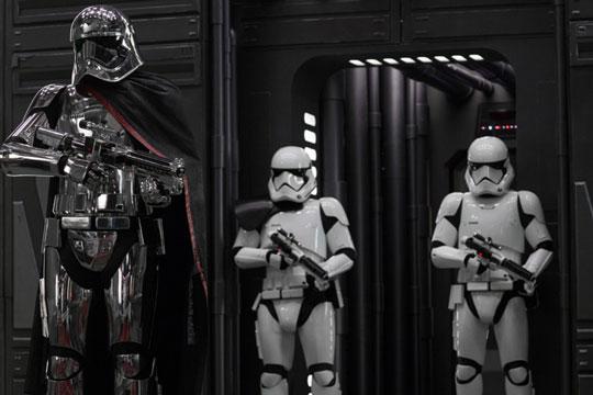 Star Wars har verdenspremiere i Rønne Bio