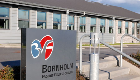 3F Bornholm hæver medlemskontingent