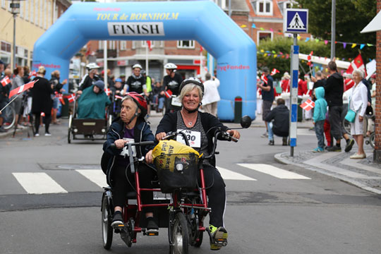 Forening skal stå bag Tour de Bornholm