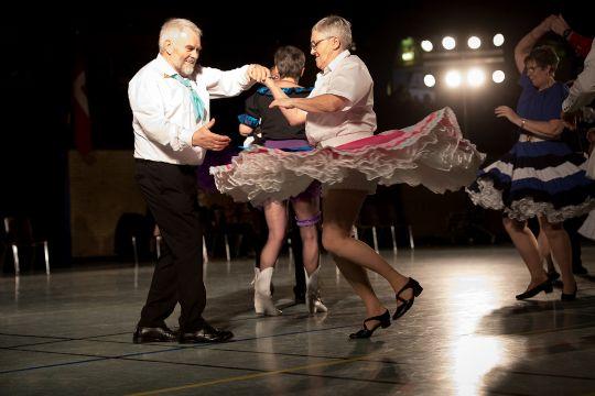 Danse-workshops i Østerlars
