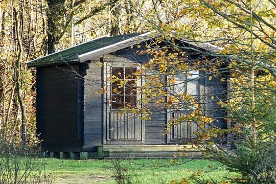 Et ekstra hus i haven