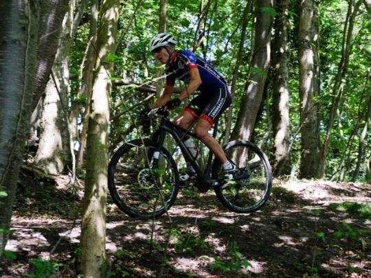Bornholmsmesterskab på mountainbike