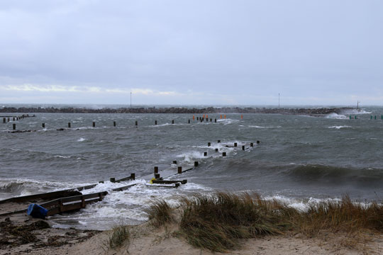 Nyheder » DMI varsler vindstød af stormstyrke » Bornholm.nu