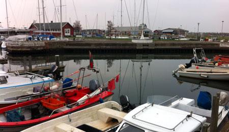 Hærværk på båd i lystbådehavn