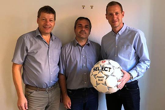 Revisionsfirma sponsor for fodbold