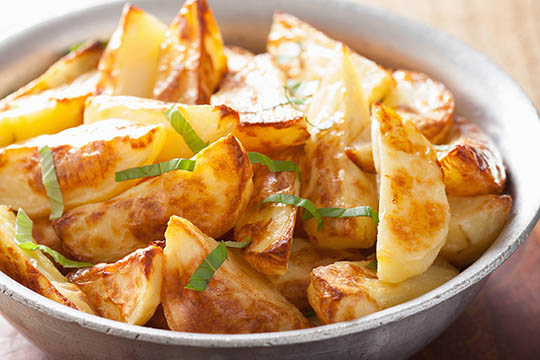 Spændende kartofler til kartoffelferien