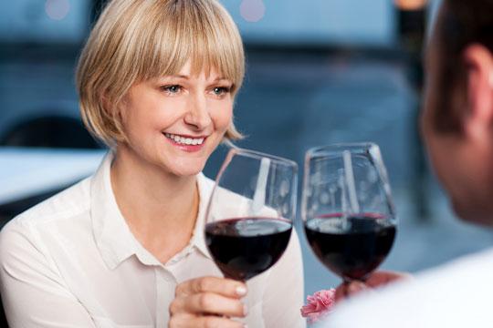 Er rødvin til både glæde og gavn?