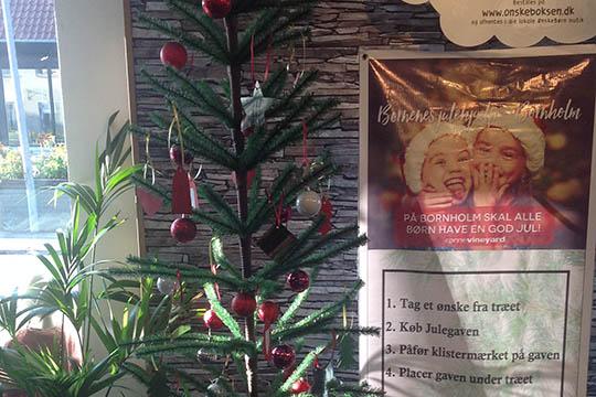 Børnenes Julehjælp støtter igen