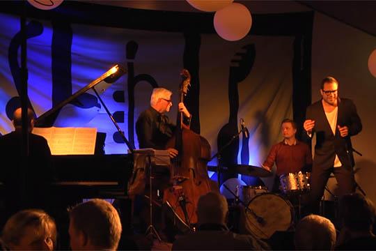 Trio i verdensklasse gæster Raschs Pakhuz