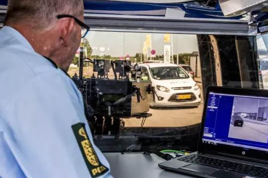 Politiet: 16 fartbøder i Aakirkeby