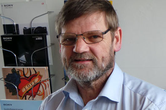 Niels Plum har fået skabt ro i Venstre