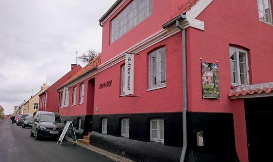 Ændringer i fonden bag Høst Museet