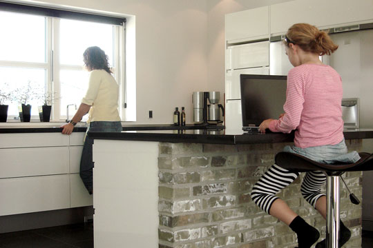 Moderne boliger kan være et støjhelvede