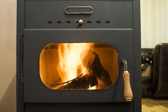 Vedligehold brændeovnen