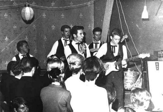 Bornholm havde et rigt musikliv i 60'erne