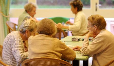 Ældre Sagens Café er nedlagt