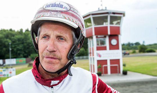 Frank Mikkelsen endte sidst ved DM