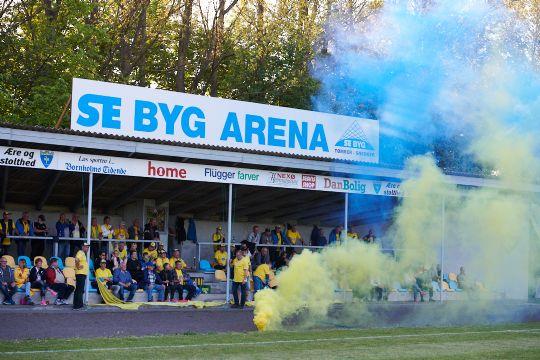NB Bornholm vandt lokalopgør