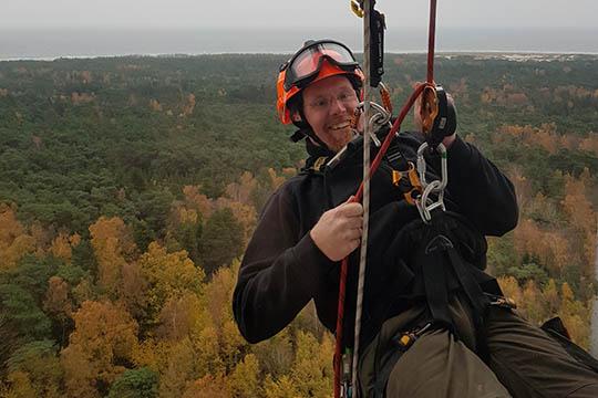 Ny aktivitet i Bornholmertårnet