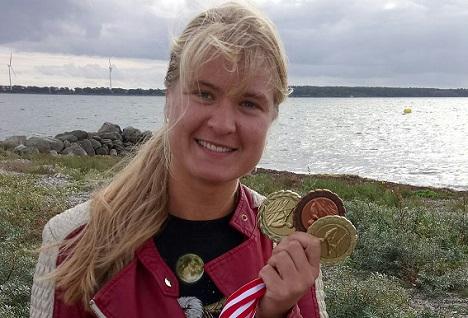Svensk mesterskab til roer