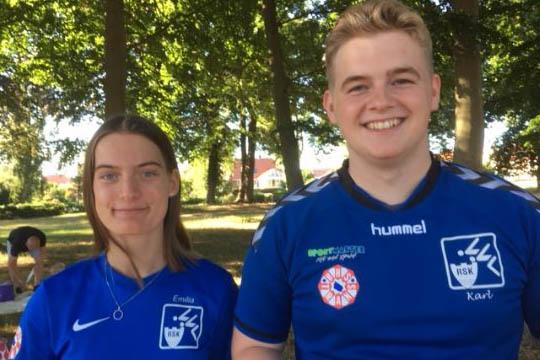 Svømmeklub har fokus på ungdomstrænere
