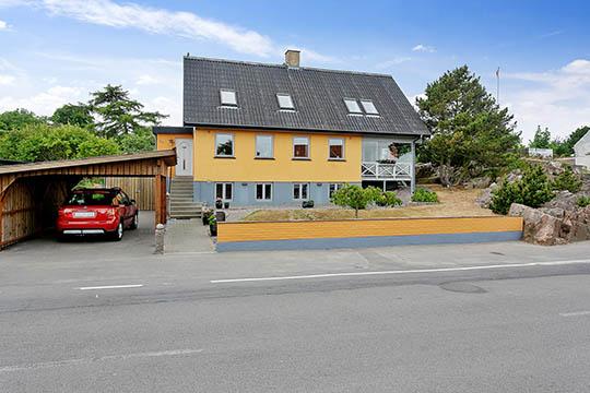 Unik ejendom mellem Allinge og Sandvig