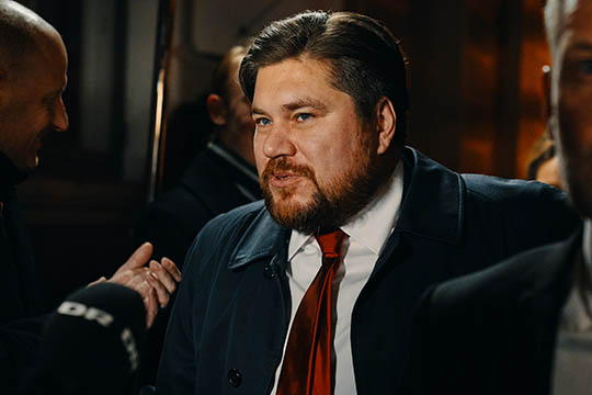 Daniel Mühlendorph aktuel på to filmfestivaler