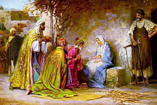 De Hellige Tre Konger Var Ikke Konger Bornholmnu