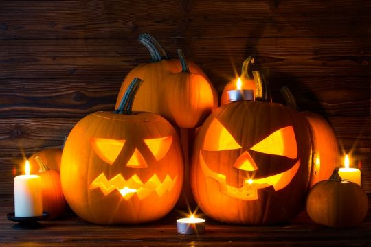 Gru, gys og hygge til halloween