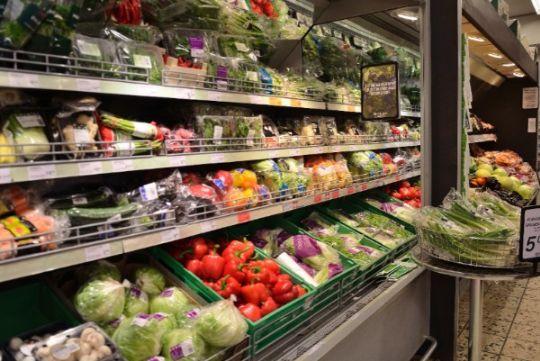 BRK presser priserne på fødevarer